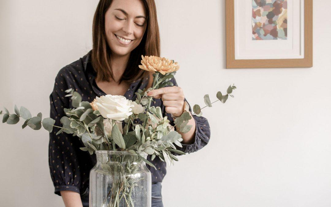 How to Arrange Flowers & Make Them Last
