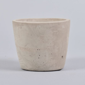 urban concrete plant pot 14cm
